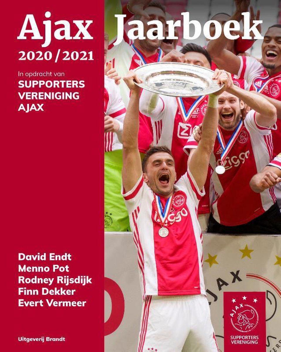 Ajax Jaarboek 2020/2021