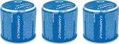 3 X  Campingaz C206 - Prikcartouche - Blauw