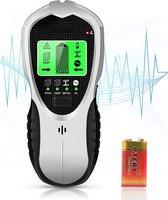 M-Iconic Leidingzoeker - Kabelzoeker - Multidetector - Leidingdetector - Detector voor Muren - Hout, Metaal, Leidingen, Bedrading - Zilver