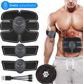 Zeitveldsales® - Oplaadbare Buikspiertrainer - afvallen - 2021 - Fitness - Ab trainer - ems - Sixpack