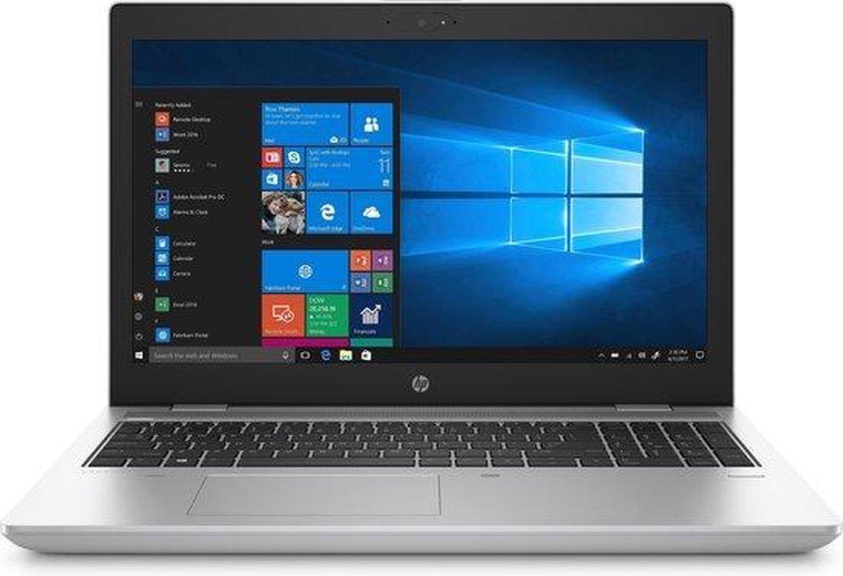 "HP ProBook 650 G4 15.6"" (Intel Core i5-8350U, 8GB RAM, 256GB SSD) Laptop - Silver"