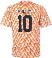 EK 88 Voetbalshirt Gullit 1988 Unisex - Maat M