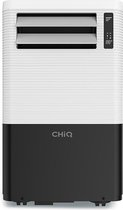 CHiQ 12000BTU Portable air conditioner - 3-in-1-Fast cooling - Inclusief Raamafdichtingskit - Temperatuur 16-32℃ - Timer - 12000Btu/3.35KW