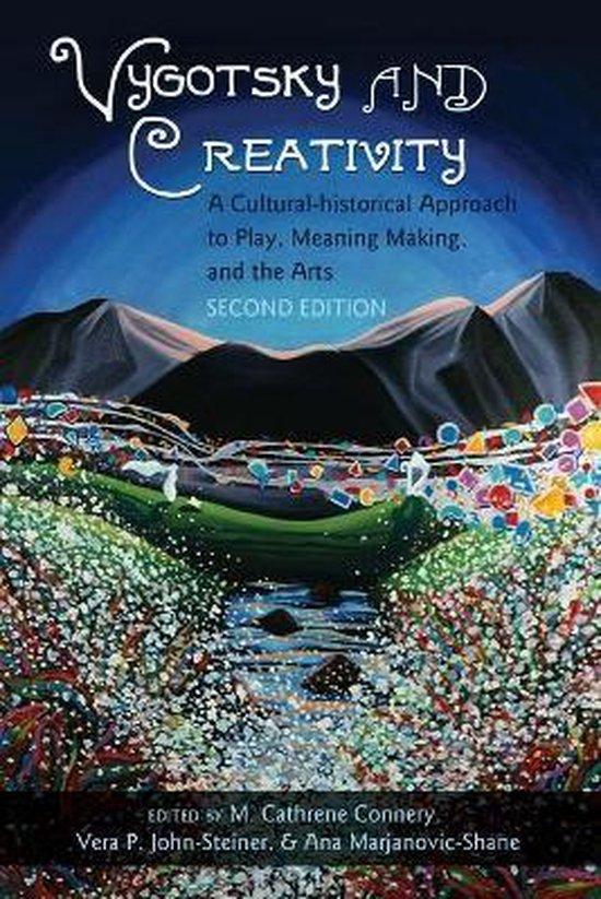 Boek cover Vygotsky and Creativity van  (Paperback)
