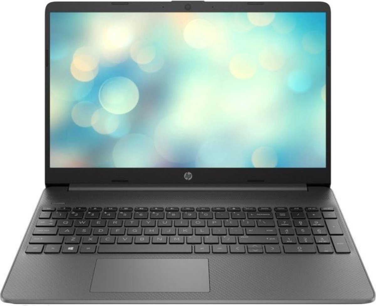 "HP 15S - 15.6"" FHD AG IPS - Intel Core i3-1115G4 - 8GB DDR4 - 512GB SSD M.2 NVMe - Windows 10 Pro + Gratis Laptoptas"