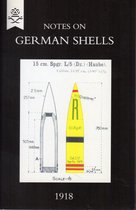 Notes on German Shells, 1918