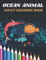 Ocean Animal Coloring Book