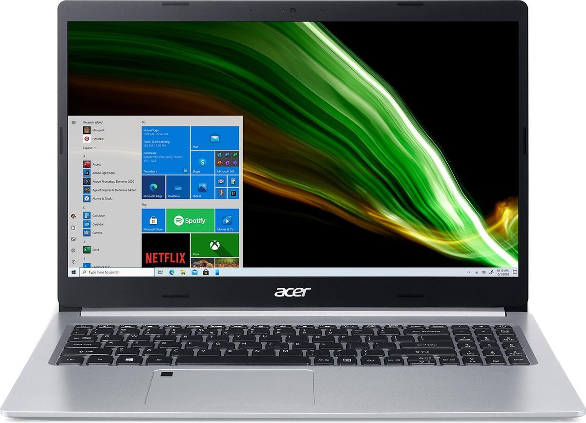 Acer Aspire 5 A515-45-R3NG - Laptop - 15 inch