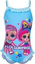 L.O.L. Surprise - Badpak - Blauw - 7 jaar - 122cm