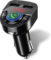 RobEdGoods FM Transmitter Bluetooth 5.0 - Carkit - 2 USB Lader
