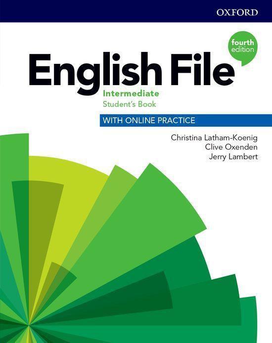 Boek cover English File van Christina Latham-Koenig (Paperback)