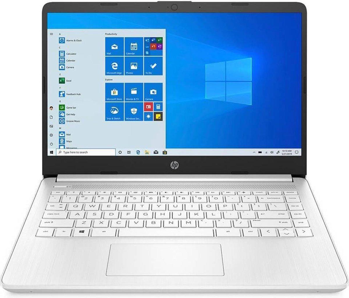 HP 14 inch laptop - AMD Athlon 3020E - 4GB RAM - 128GB SSD - incl. 1 jaar Office 365 Personal & GRATISBullGuard Antivirus t.w.v €60! (1 jaar, 3 apparaten)