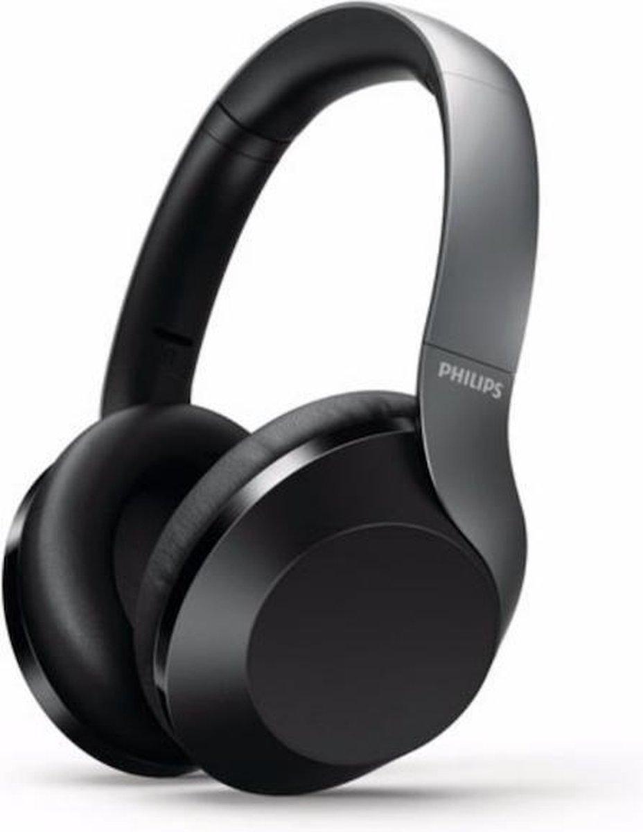 koptelefoon / hoofdtelefoon Bluetooth Philips TAPH805BK/00 30 mW zwart.