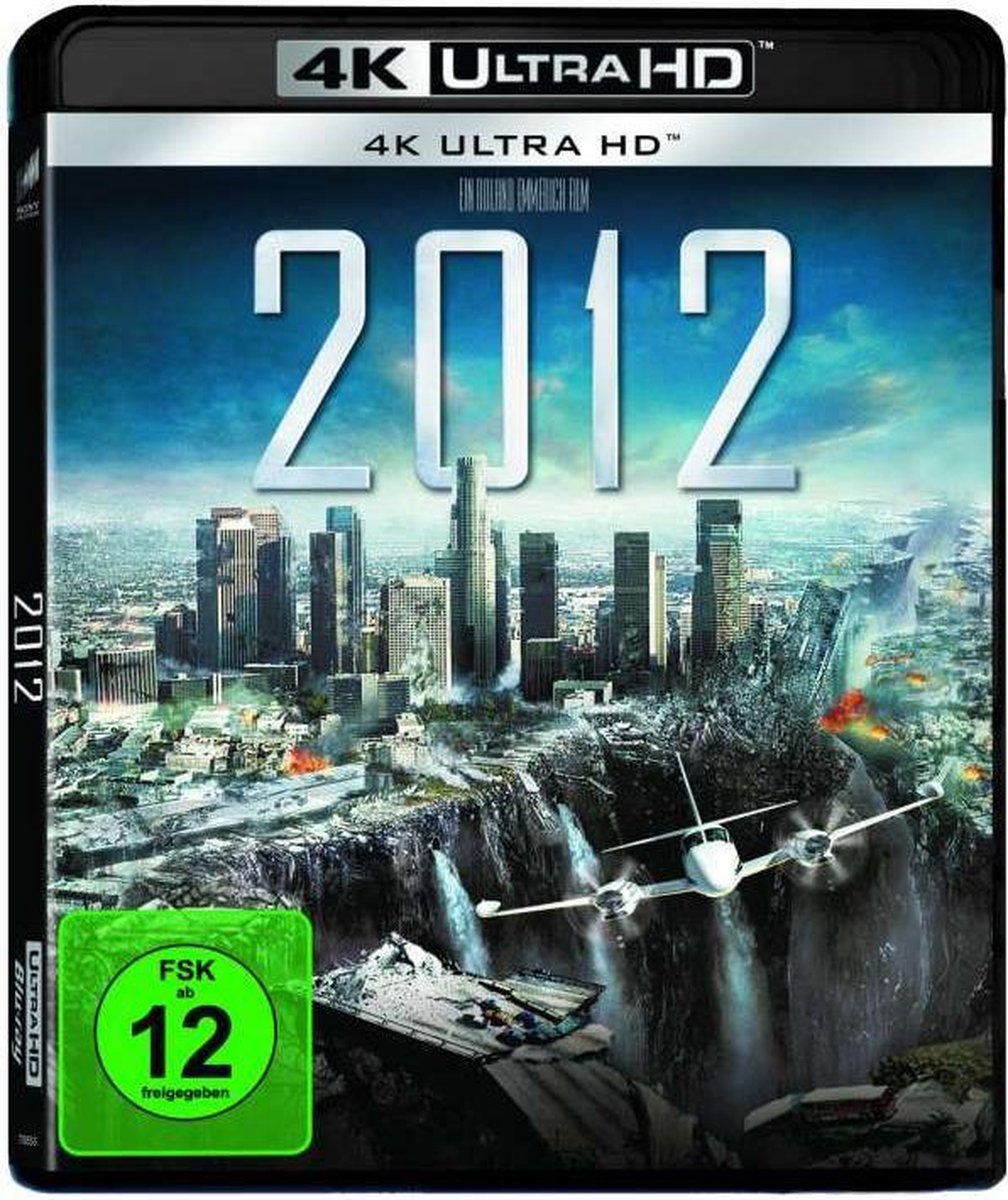 2012 (Ultra HD Blu-ray)-