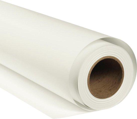 Bresser Achtergrondrol op Papier - SBP32 - 2.72x11m - Polar White