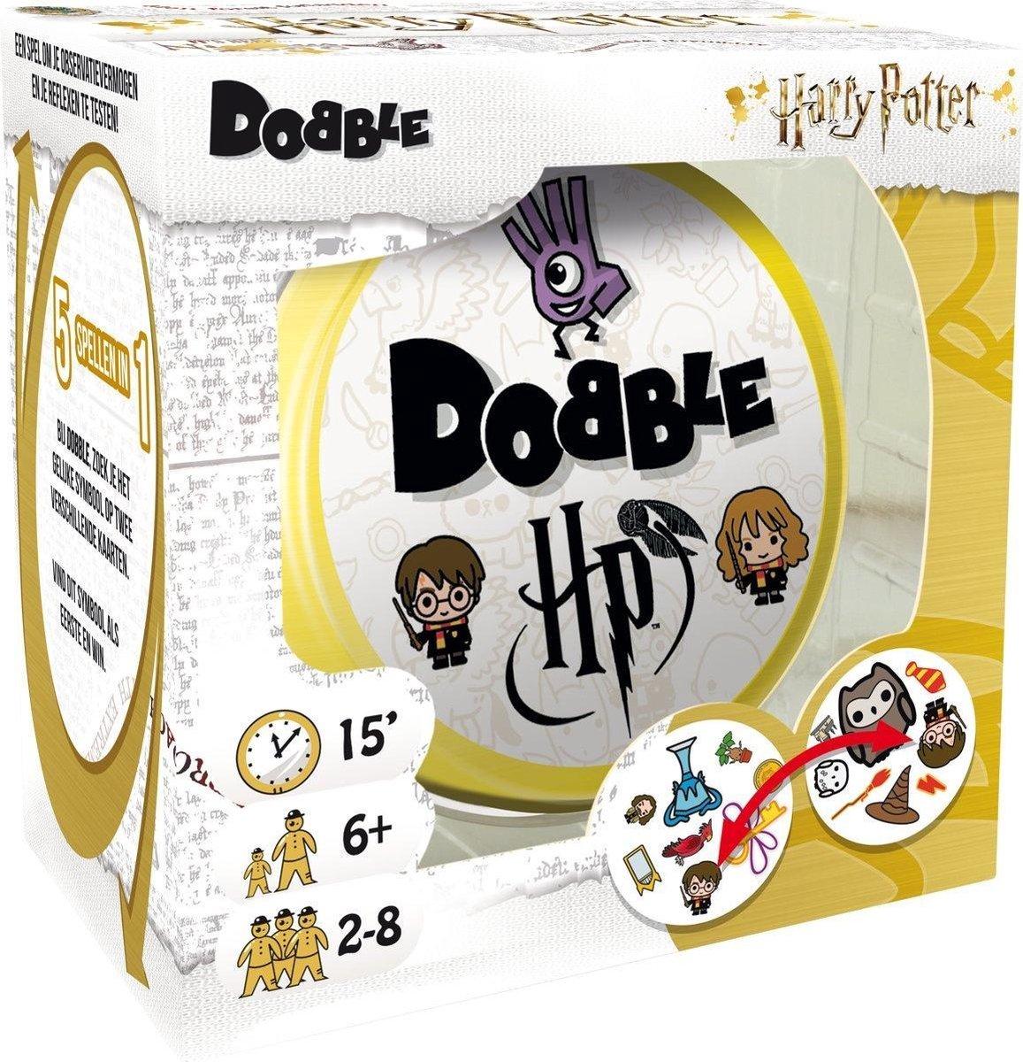 Dobble Harry Potter - Kaartspel