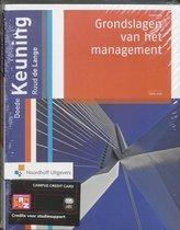 Grondslagen van het management-hoofdboek