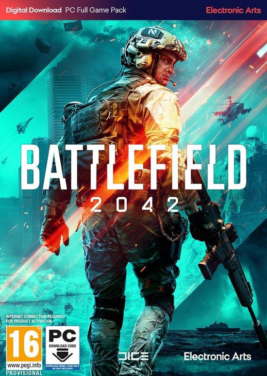 Battlefield 2042 - Windows (Code in a box)