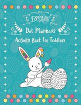 Easter Dot Markers Activity Book For Toddlers