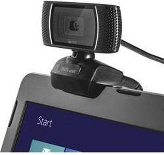 Trust Trino - HD Video Webcam - Geschikt voor Windows