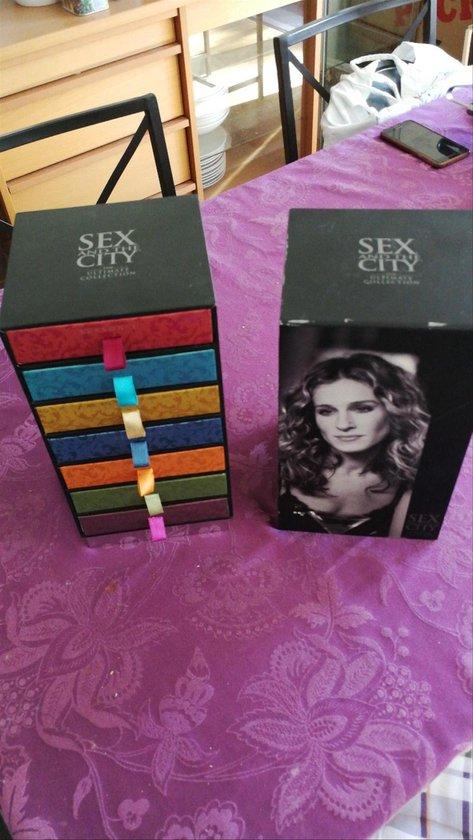 Cover van de film 'Sex & The City'