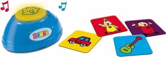 Thumbnail van een extra afbeelding van het spel Studio 100 Bumba Geluidenspel 'Was-da-na?' - Kinderspel