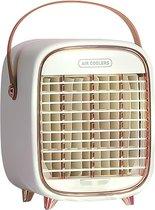 Mini Airco | Mobiele Airco| Luchtkoeler | Airconditioning | Ventilator | Aircooler | Tafelventilator