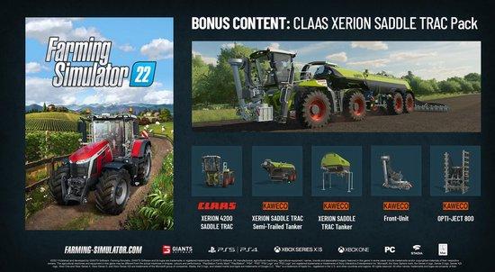 Farming Simulator 22 - Xbox One & Xbox Series X