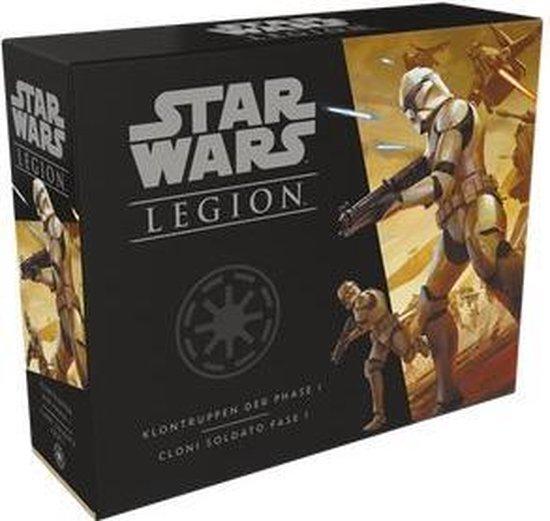 Afbeelding van het spel Star Wars Legion, Klontruppen der Phase 1