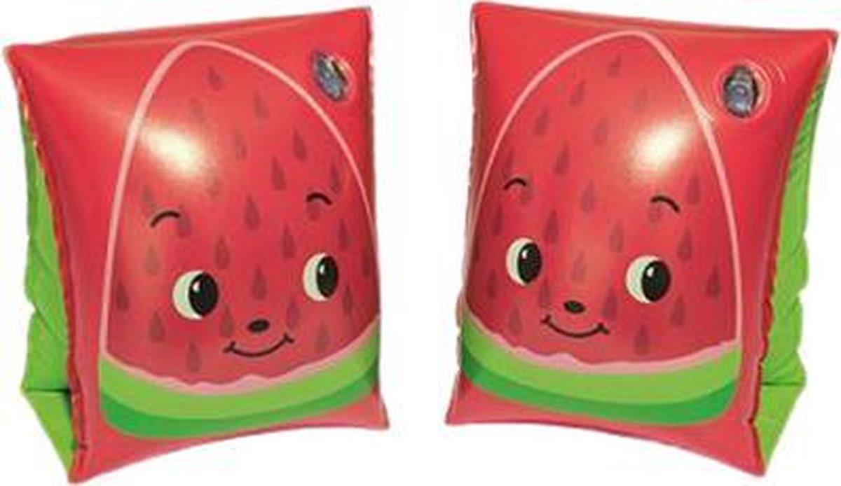 Bestway zwembandjes - Watermeloen - 5-12 jaar - 15 x 30cm