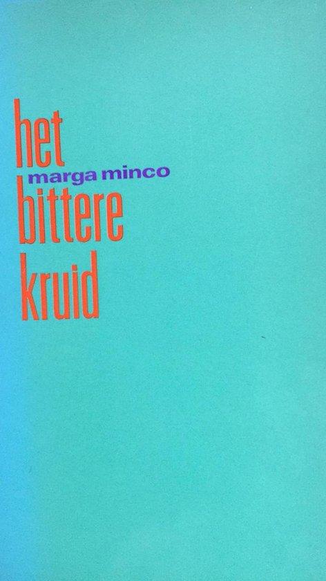 Boek cover Het bittere kruid van Marga Minco (Paperback)