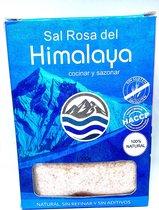 Himalaya Zout - Roze - extrafijn - 1kg - Sal Rosa del Himalaya - Natuurlijk 100% ongeraffineerd