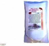 Himalaya Zout - WIt - extra fijn - 1kg - Sal Blanca del Himalaya - ongeraffineerd en onbewerkt