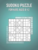 Sudoku Puzzle For Kids Ages 8-12