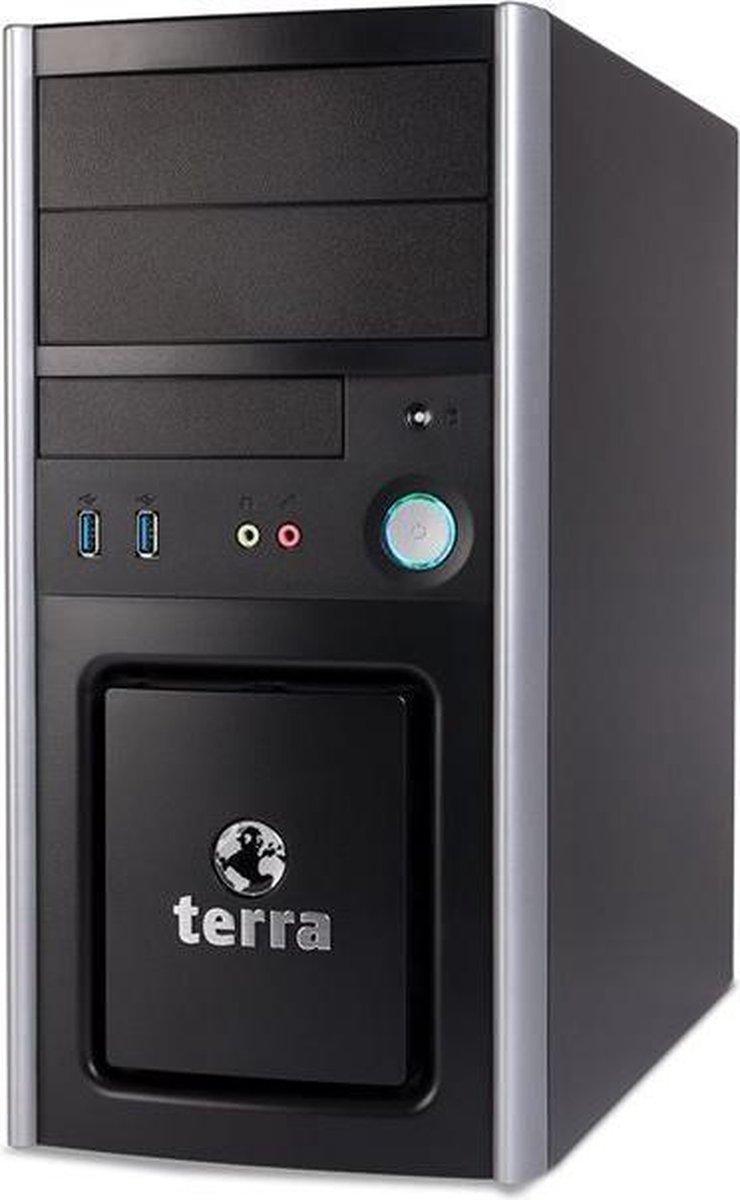 Terra PC 5060 zonder Windows, Intel Core i5-10400 4.3GHz, 8GB, 250GB SSD