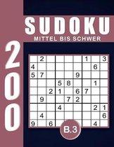 Sudoku Erwachsene Mittel Bis Schwer Band 3