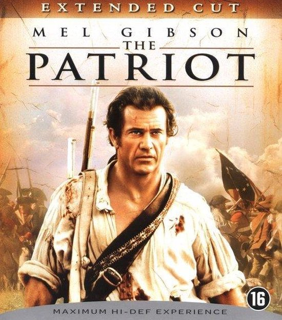 Cover van de film 'Patriot'