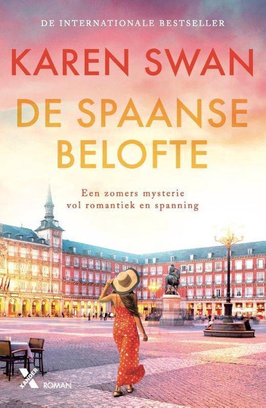 Boek cover De Spaanse belofte van Karen Swan (Paperback)