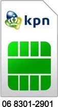 06 8301-2901 | KPN Prepaid simkaart | Mooi en makkelijk 06 nummer | Top06.nl