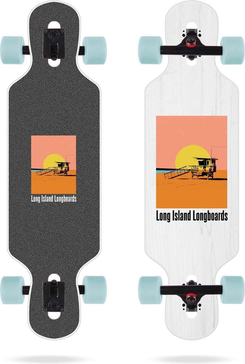 Long Island Endless Mini drop-through longboard 32.85
