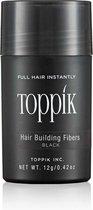 Haargroei vezels Toppik Hair Building Fibers - 12 gram - Zwart