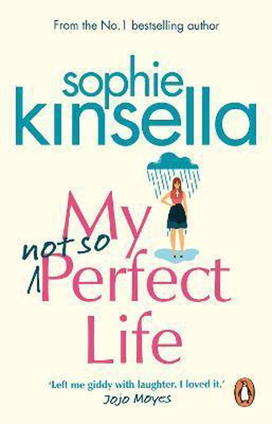 Omslag van My Not So Perfect Life