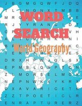 Word Search World Geography