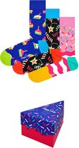 Happy Socks Happy Birthday Playing Giftbox - Maat 36-40