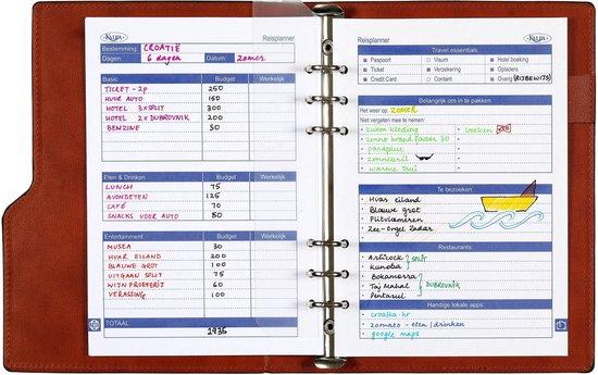 Afbeelding van Kalpa 6607-00 Losbladige planner