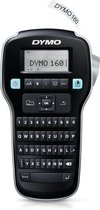 Dymo LabelManager 160 - Labelprinter / QWERTY - Zilver