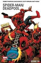 Omslag Spider-Man/Deadpool (2018) T02