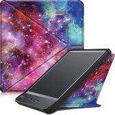 Kobo Libra H2O hoesje - Tri-Fold Book Case - Galax