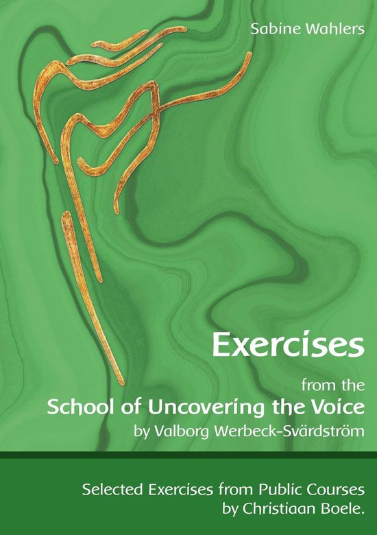 Omslag van Exercises from the School of Uncovering the Voice