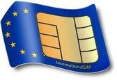 Data Simkaart Europa (wegwerp) - 12GB (geldig voor 90 dagen)